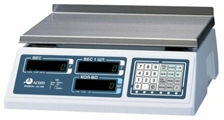 Весы Acom AC-100-10