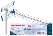 Цифровая антенна для тв Lumax DA2507А
