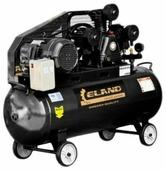 Компрессор масляный ELAND Wind 100-3CB, 100 л, 2.2 кВт