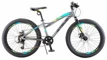 Подростковый горный (MTB) велосипед STELS Navigator 470 MD 24+ V010 (2018)