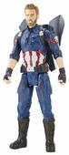 Фигурка Hasbro Мстители. Война бесконечности. Капитан Америка Пауэр Пэк E0607