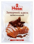 Haas Крем заварной шоколадный