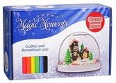 Пластилин Magic Moments Волшебный шар Домики (mm-3)