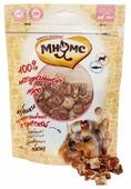 Лакомство для собак Мнямс Кубики из мяса ягненка с треской