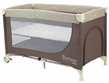 Манеж-кровать RANT Romano