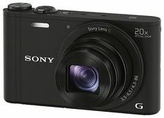 Фотоаппарат Sony Cyber-shot DSC-WX350
