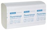 Полотенца бумажные OfficeClean Professional белые однослойные V-сложения 250 листов