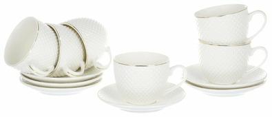 Чайный сервиз Balsford Грация Дария 220 мл 12 предметов 101-01003