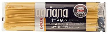 ADRIANA Макароны Pasta 2 minuti Spaghetti № 10, 500 г