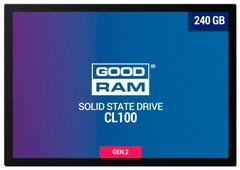 Твердотельный накопитель GoodRAM SSDPR-CL100-240-G2