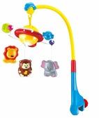 Электронный мобиль Junfa toys Веселые животные SL81017A