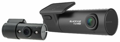Видеорегистратор BlackVue DR590-2CH IR, 2 камеры