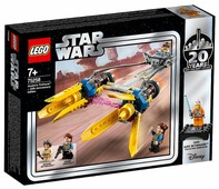 Конструктор LEGO Star Wars 75258 Гоночный под Энакина: выпуск к 20-летнему юбилею