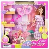 Набор кукол Defa Lucy Мама с дочкой, 8049