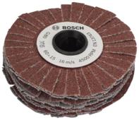 Шлифовальный валик лепестковый BOSCH SW 15 K80 1 шт.