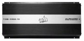 Автомобильный усилитель Alphard Deaf Bonce DB-5500.1D