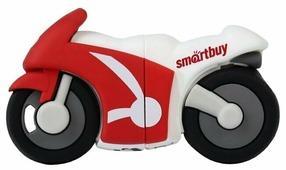 Флешка SmartBuy Wild series Motobike 16GB