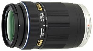 Объектив Olympus 75-300mm f/4.8-6.7 ED