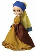 Кукла Groove Inc. Девушка с жемчужной серёжкой 30 см P-093