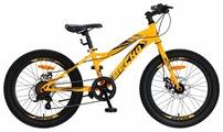 Подростковый горный (MTB) велосипед Десна Спутник 1.0 MD 20+ (2019)