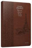 Ежедневник Collezione Париж-8 недатированный, искусственная кожа, А5, 160 листов