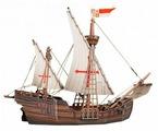 Сборная модель Умная Бумага Каравелла (390)