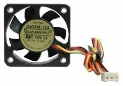 Система охлаждения для видеокарты Gembird D40SM-12A