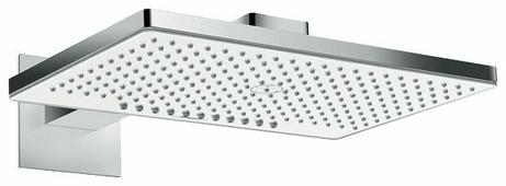 Верхний душ встраиваемый hansgrohe Rainmaker Select 460 2jet 24005400 комбинированное