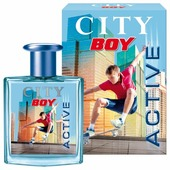 Духи CITY Parfum Boy Active