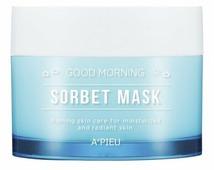 A'PIEU Маска-сорбет для лица Good Morning Sorbet Mask