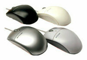 Мышь Mitsumi Optical Wheel Mouse Grey PS/2