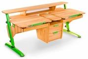 Стол PONDI Эргономик для двоих детей ЭКО
