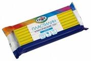 Пластилин ГАММА Классический желтый 250 г (270818_03)