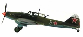 Сборная модель ZVEZDA Советский бронированный штурмовик Ил-2 (обр. 1942 г.) (7279) 1:72