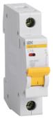 Автоматический выключатель IEK ВА 47-29 1P (D) 4,5kA