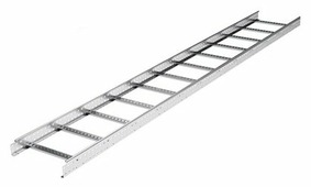 Лоток кабельный лестничный DKC LL5040 50 х 400 х 3000 мм