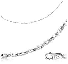 Бронницкий Ювелир Цепь из белого золота 610451414