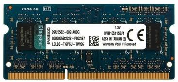 Оперативная память Kingston KVR16S11S8/4
