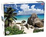 Пазл TACTIC Сейшельские острова,пляж (55244), 1000 дет.
