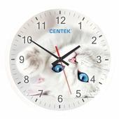 Часы настенные кварцевые CENTEK CT-7104