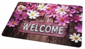 Придверный коврик RemiLing Цветы