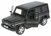 Внедорожник ТЕХНОПАРК Mercedes-Benz G 500 (G-СLASS-BK/SL/BE) 12 см