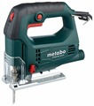 Электролобзик Metabo STEB 65 Quick кейс