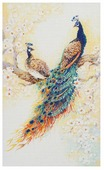 Риолис Набор для вышивания Premium Персидский сад 30 х 50 см (100/029)