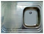 Накладная кухонная мойка Eurodomo Baltika BLN 711