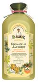 Рецепты бабушки Агафьи Крем-пена для ванн Питание и Восстановление 500 мл