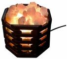 Солевая лампа Wonder Life Октагон темный