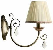 Настенный светильник Arte Lamp Vivido A6021AP-1AB