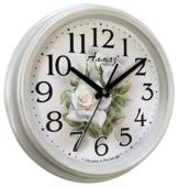 Часы настенные кварцевые Алмаз A09