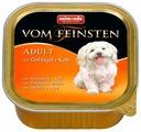 Корм для собак Animonda Vom Feinsten домашняя птица, телятина 150г